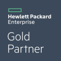 HP Enterprise Gold partner
